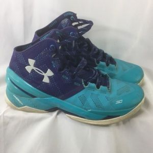 Under Armour men's high tops. Size 11. Preon s